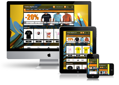 T-Shirt Theme OpenCart